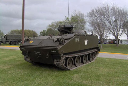 M-114 Armored Fighting Vehicle